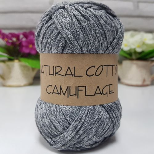 NATURAL COTTON CAMUFLAGE 05