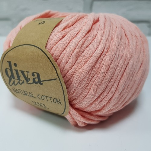 DİVA LİNE - NATURAL COTTON XXL 2588 YAVRUAĞZI