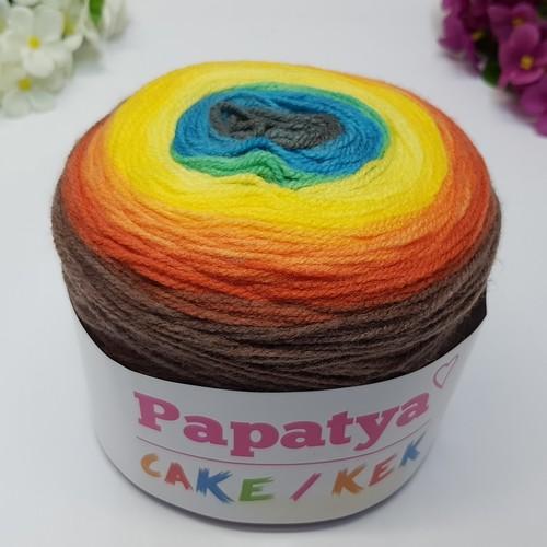 PAPATYA - PAPATYA KEK/CAKE 207