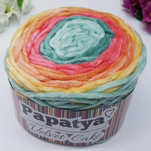 PAPATYA - PAPATYA VELVET CAKE 300-12