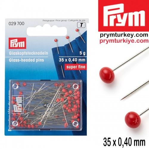 PRYM - PRYM 029700 CAM BAŞLI TOPLU İĞNE 35x0.40 MM