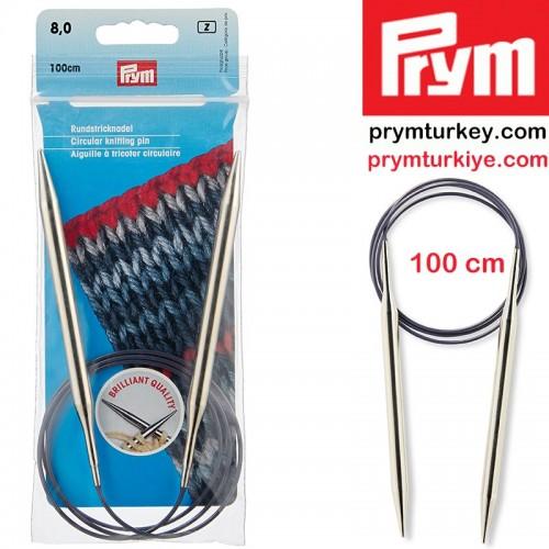PRYM - PRYM 212216 -100 CM- 8 MM MİSİNALI ŞİŞ