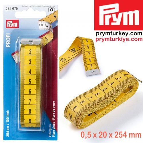 PRYM 282675 MEZURA (254 CM- 100 INCH)