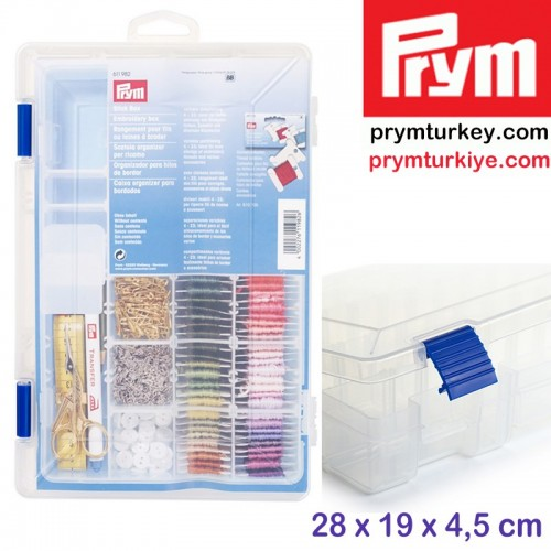 PRYM - PRYM 611982 NAKIŞ KUTUSU