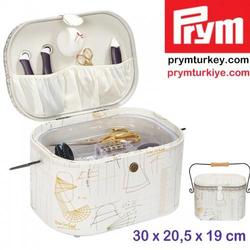 PRYM - PRYM 612019 DİKİŞ KUTUSU (L) STUDIO