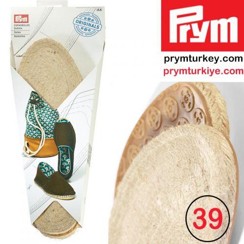 PRYM 975203 ESPADRILLES TABAN (39)