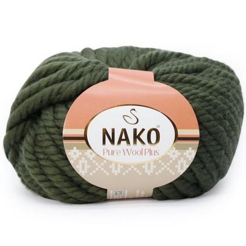 NAKO - NAKO PURE WOOL PLUS 10267 SÖĞÜT AĞACI