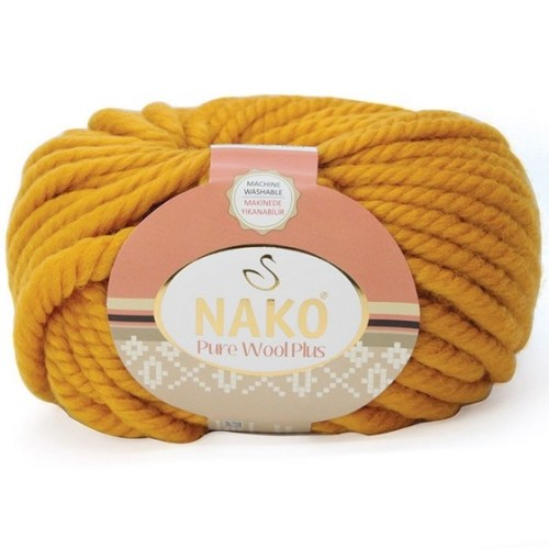 NAKO - PURE WOOL PLUS 10429 HARDAL