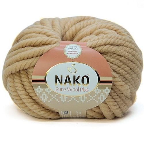 NAKO - NAKO PURE WOOL PLUS 1670 NOHUT