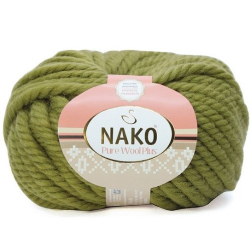 NAKO - PURE WOOL PLUS 853 YOSUN