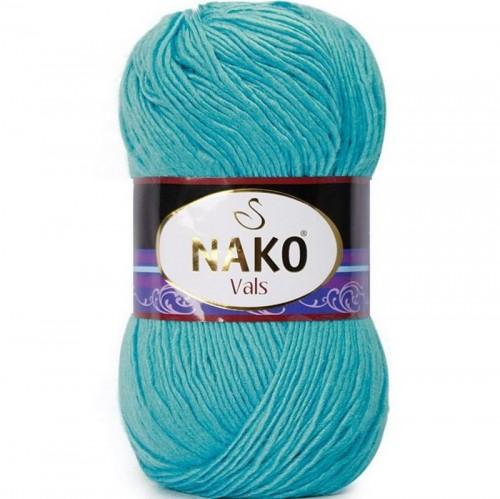 NAKO - NAKO VALS 10608 TURKUAZ