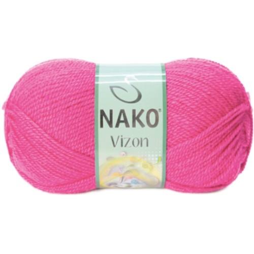 NAKO - NAKO VİZON 10121 ORKİDE PEMBE