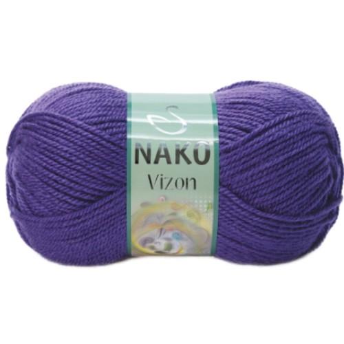 NAKO - NAKO VİZON 10445 ENGİNAR ÇİÇEĞİ