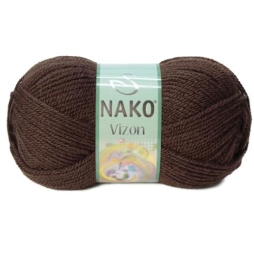NAKO - VİZON 1182 KAHVERENGİ