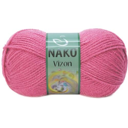 NAKO - NAKO VİZON 180 KURU GÜL