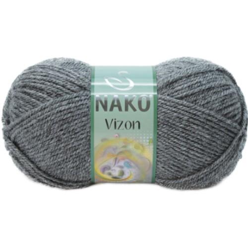 NAKO - VİZON 193 LOŞ GRİ