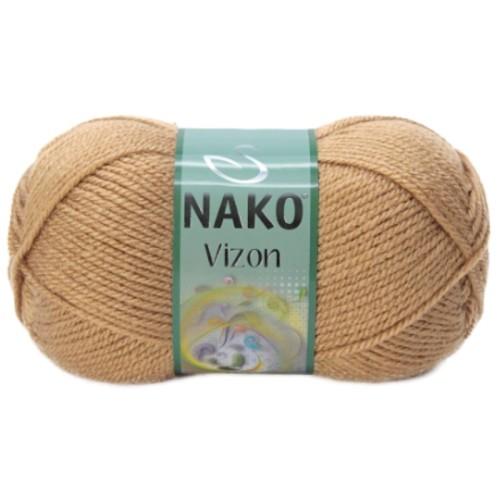 NAKO - NAKO VİZON 221 CAMEL