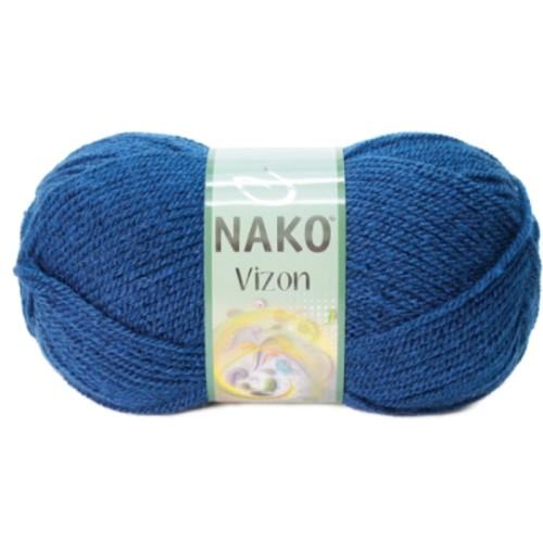 NAKO - VİZON 517 ORTA MAVİ