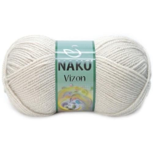NAKO - VİZON 6383 MANTAR