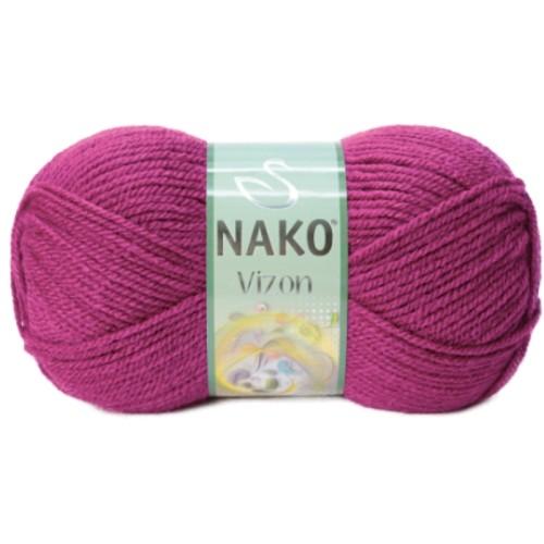 NAKO - NAKO VİZON 6964 KÜPELİ